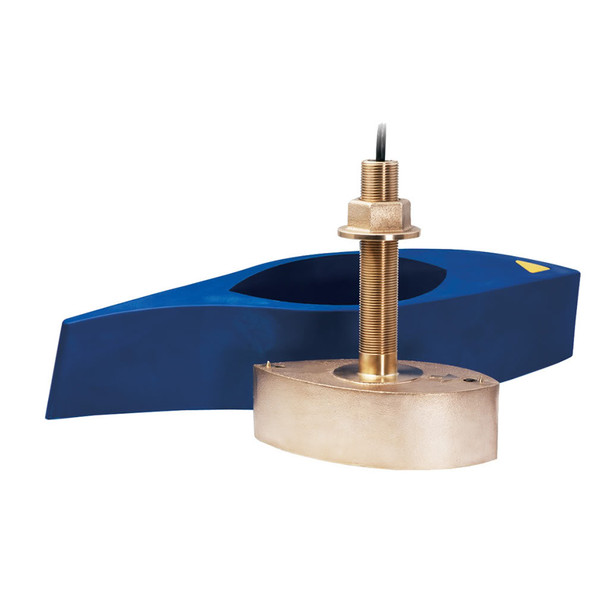Garmin B275LH-W Bronze Thru-Hull Transducer - 12-Pin