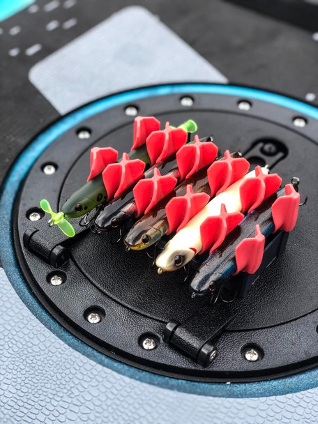 Gruv Fishing Hard Bait Launch Pad HL00104022