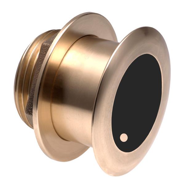 Garmin Bronze Thru-hull Wide Beam Transducer w/Depth  tilt, 8-pin - Airmar B175HW - 56935