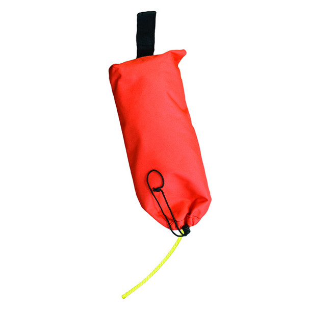 Mustang Ring Buoy Line w/Bag - 90'
