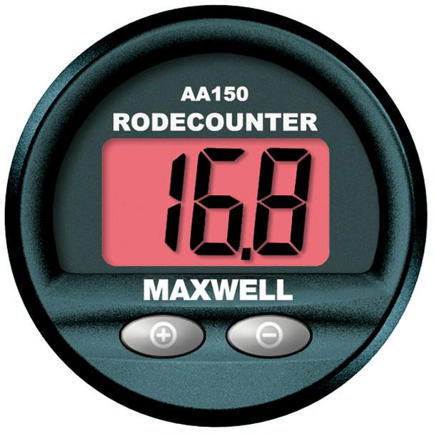 Maxwell AA150 Chain & Rope Counter