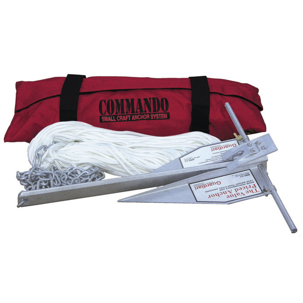 Fortress Commando Small Craft Anchoring System - 40851