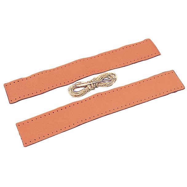"Sea-Dog Leather Mooring Line Chafe Kit - 5/8"""