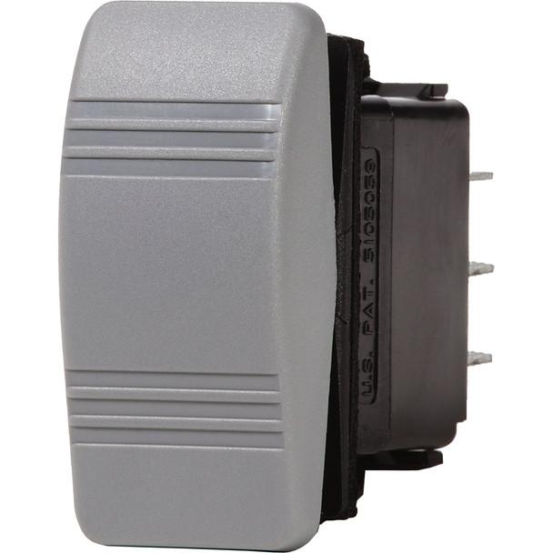 Blue Sea 8222 Water Resistant Contura III Switch - Gray