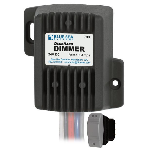Blue Sea 7504 DeckHand Dimmer - 6 Amp/24V