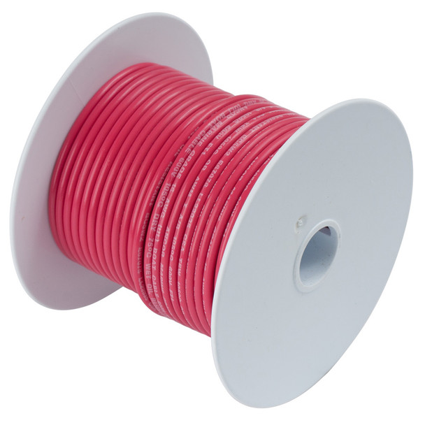 Ancor Red 2/0 AWG Tinned Copper Battery Cable - 50'