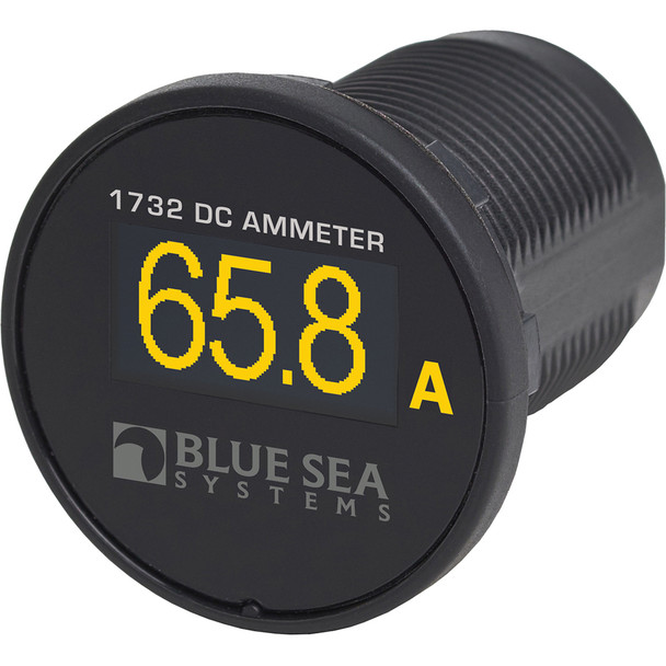 Blue Sea 1732 Mini OLED Ammeter