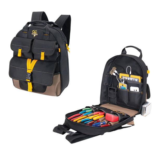 CLC E-Charge USB Charging Tool Backpack