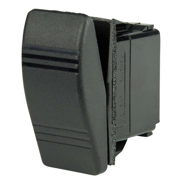 BEP SPST Contura Switch - OFF/(ON)