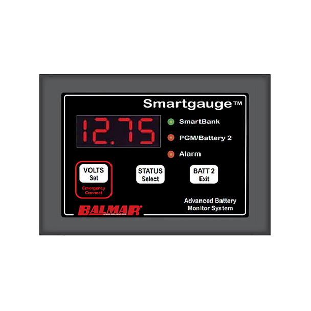 Balmar Smartgauge Battery Monitor - 12/24V