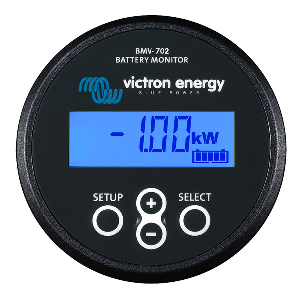 Victron Battery Monitor - BMV-702 - Black