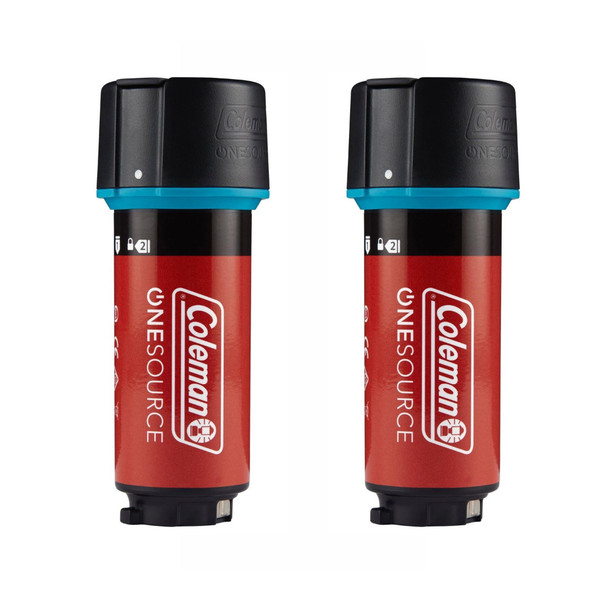Coleman OneSource Rechargeable Lithium-Ion Battery - 2-Pack