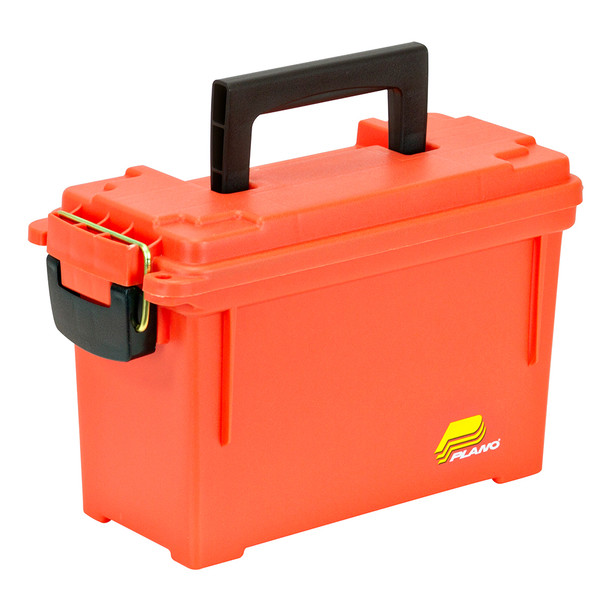 Plano 1312 Marine Emergency Dry Box - Orange