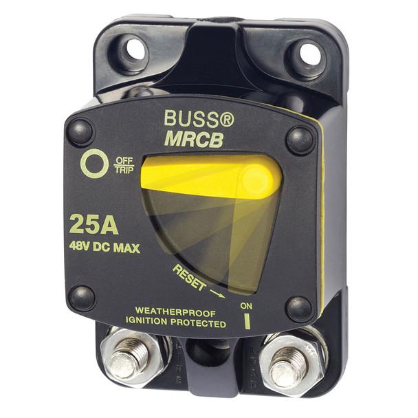Blue Sea 7135 187 - Series Thermal Circuit Breaker  -  25Amp