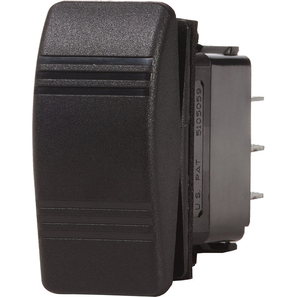 Blue Sea 8292 Water Resistant Contura III Switch - Black