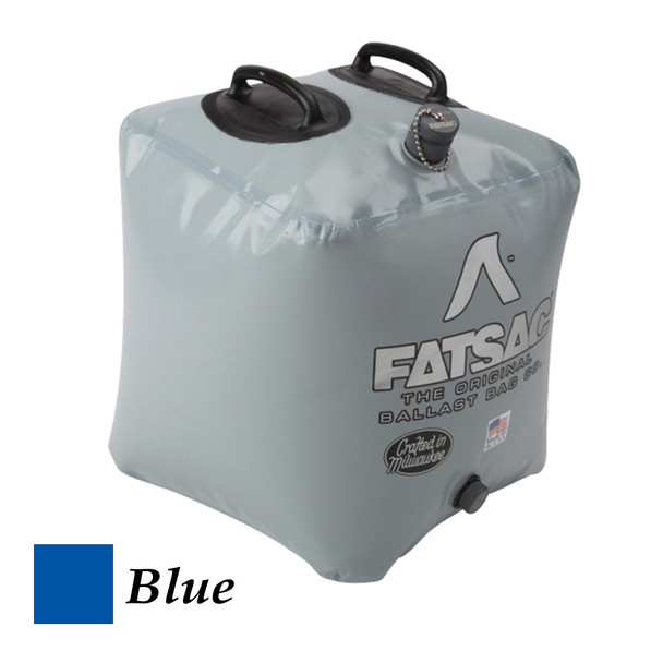 FATSAC Brick Fat Sac Ballast Bag - 155lbs - Blue