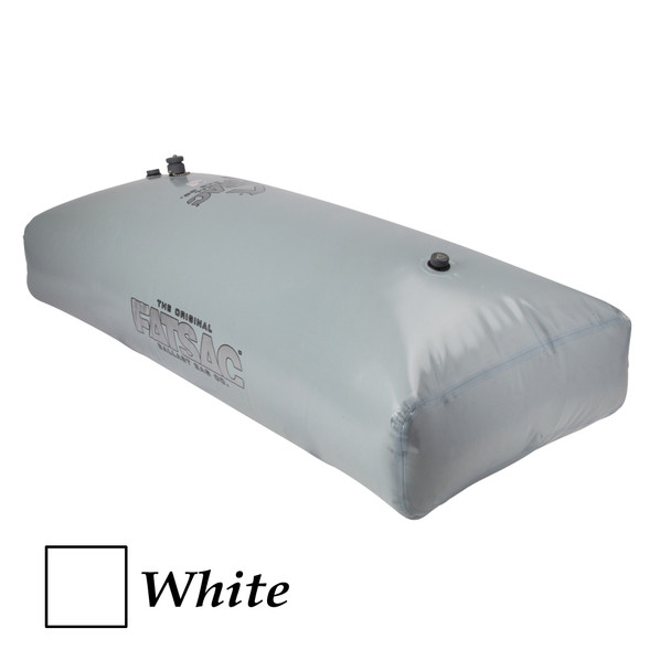 FATSAC Rear Seat/Center Locker Ballast Bag - 650lbs - White