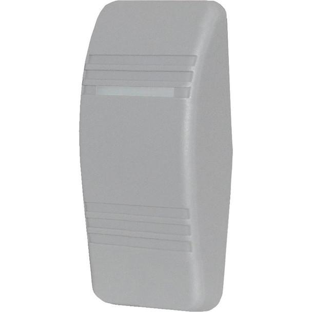 Blue Sea 8297 Contura Switch Grey Actuator - Single Lens