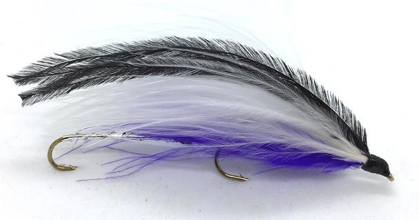 Rabid Baits - Purple Smelt Tandem