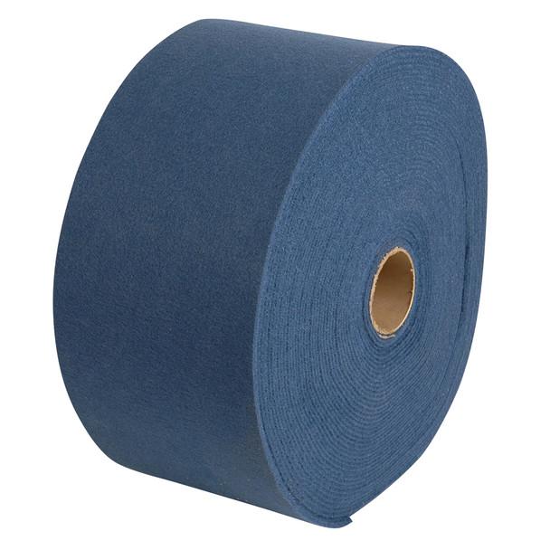 """C.E. Smith Carpet Roll - Blue - 11""""W x 12'L"""