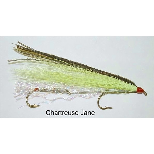 Streamer Fly -  Chartreuse Jane