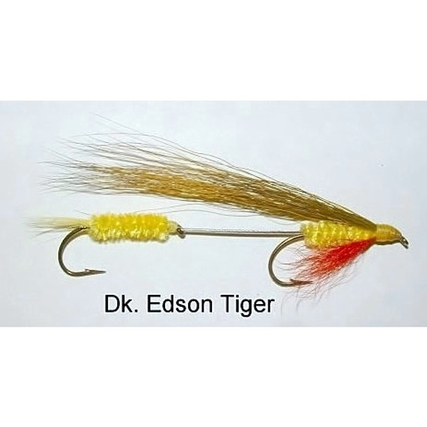 Streamer Fly -  Dark Edson Tiger