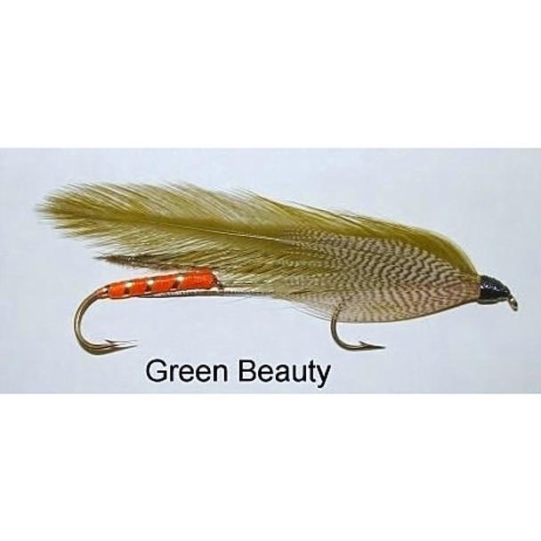 Streamer Fly -  Green Beauty