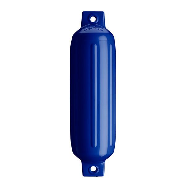 """Polyform G-1 Twin Eye Fender 3.5"""" x 12.8"""" - Cobalt Blue"""