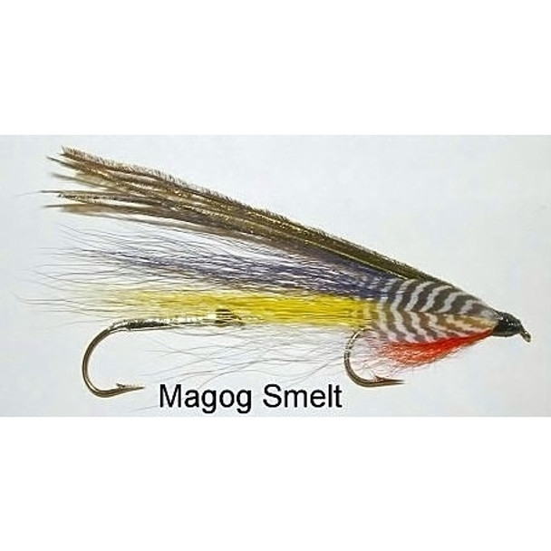Streamer Fly -  Magog Smelt