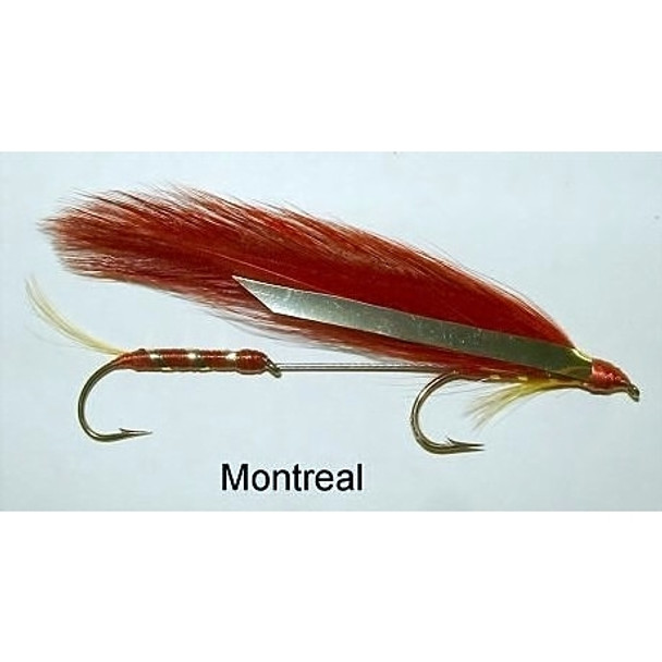 Streamer Fly -  Montreal