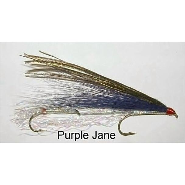Streamer Fly -  Purple Jane