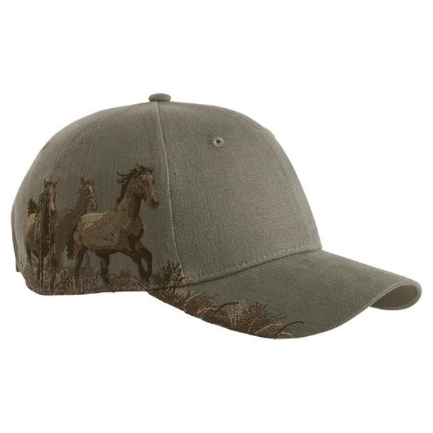 Dri Duck Mustang Cap