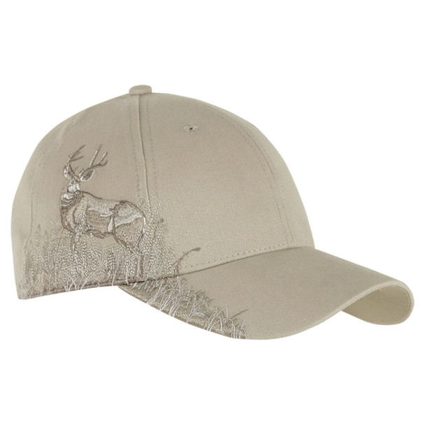 Dri Duck Mule Deer Wildlife Cap