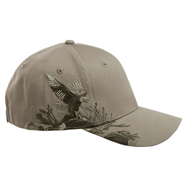 Dri Duck Eagle Wildlife Cap