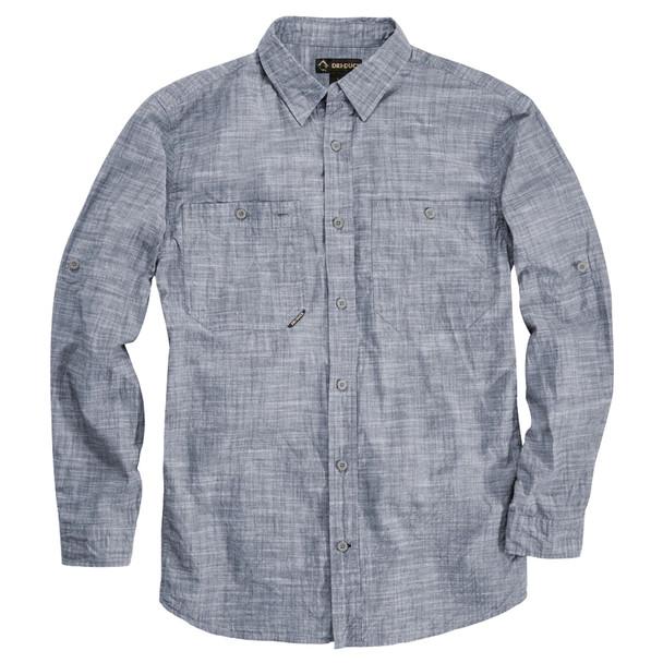 Dri Duck Backroad Chambray Long Sleeve Shirt