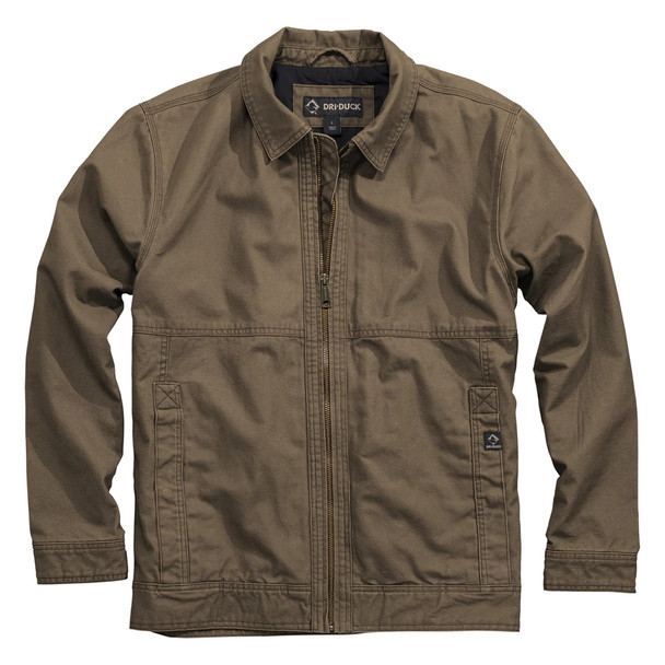 Dri Duck Overland Light Lined Work Jacket
