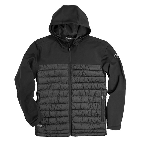 Dri Duck Pinnacle Softshell Puffer Jacket