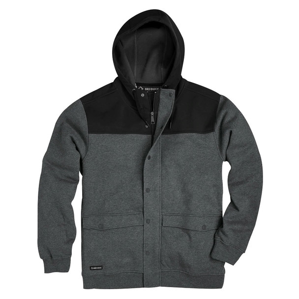 Dri Duck Crosstech Full Zip Hybrid Jacket / Hoodie