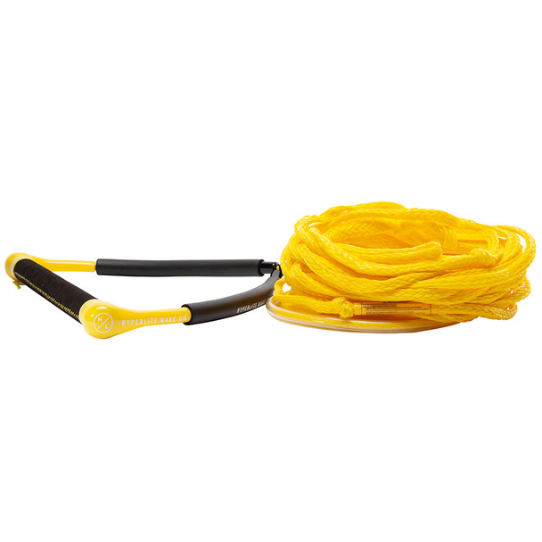 Hyperlite CG Handle w/60' Poly-E Line - Yellow