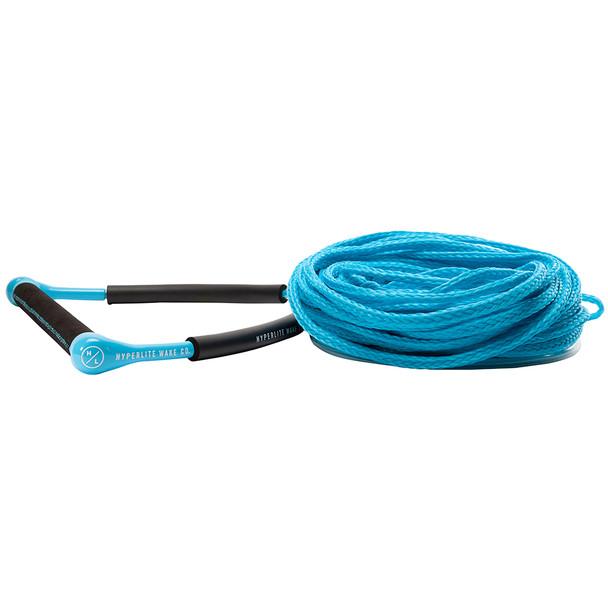 Hyperlite CG Handle w/60' Poly-E Line - Blue