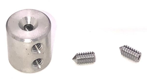 Minn Kota Motors Part - PULL CABLE CLAMP & SCREW KIT CABLE STEER iPILOT SERVICE KIT - 288080