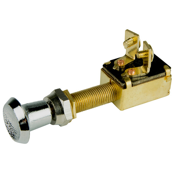 BEP 2-Position SPST Push-Pull Switch - OFF/ON (two circuit)