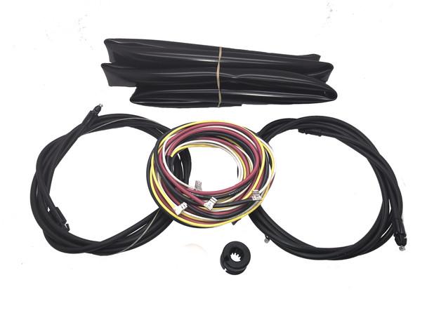 Minn Kota Trolling Motor 8' Steering Cable Kit for AT, Edge, Maxxum & Fortrex (74960)