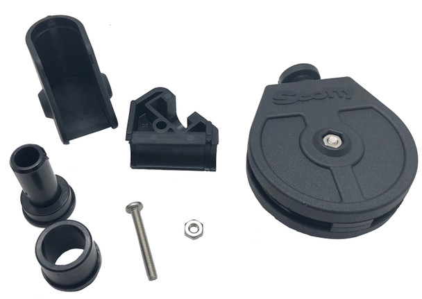 """Scotty Downrigger Part - S-PULLEYREPLC1 - 1"""" REPLACEMENT PULLEY ASSEMBLY (S9355)"""