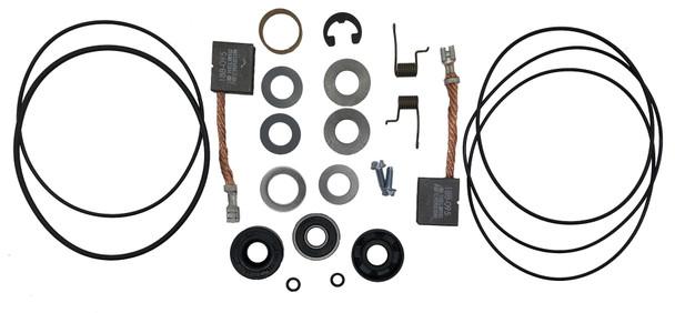 "Minn Kota Trolling Motor - 4 1/2"" Brush & Seal Rebuild Kit - 2014 to Present"