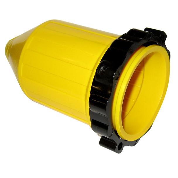 Marinco 7715ELN Weatherproof Cover w/Easy Lock Ring