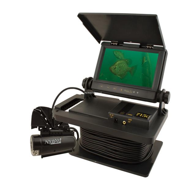 """Aqua-Vu 200-7236 Underwater Camera 7"""" Color LCD Screen 50' Cable"""