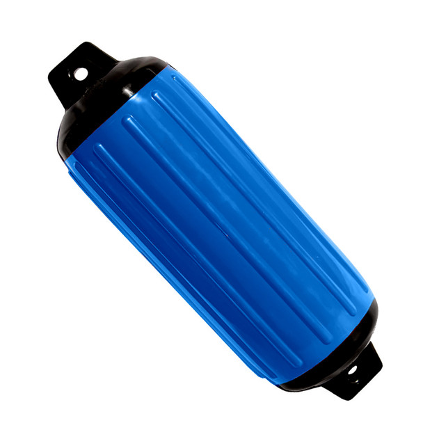 "Taylor Made Super Gard 8.5"" x 26"" Inflatable Vinyl Fender - Blue"