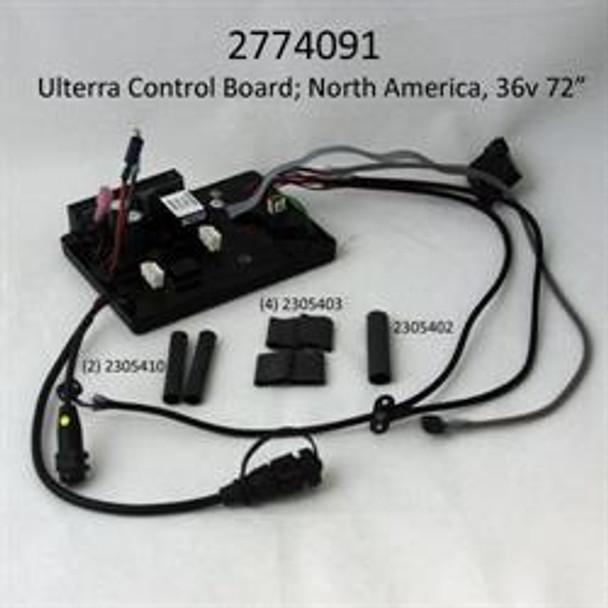 "Minn Kota Motors Part - MAIN CTRL BD,US/AU/CA, 36V,72"" ULTERRA SERVICE - 2774091"