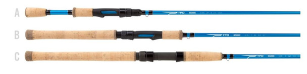 Temple Fork Outfitters - Tactical Inshore Spinning Rods